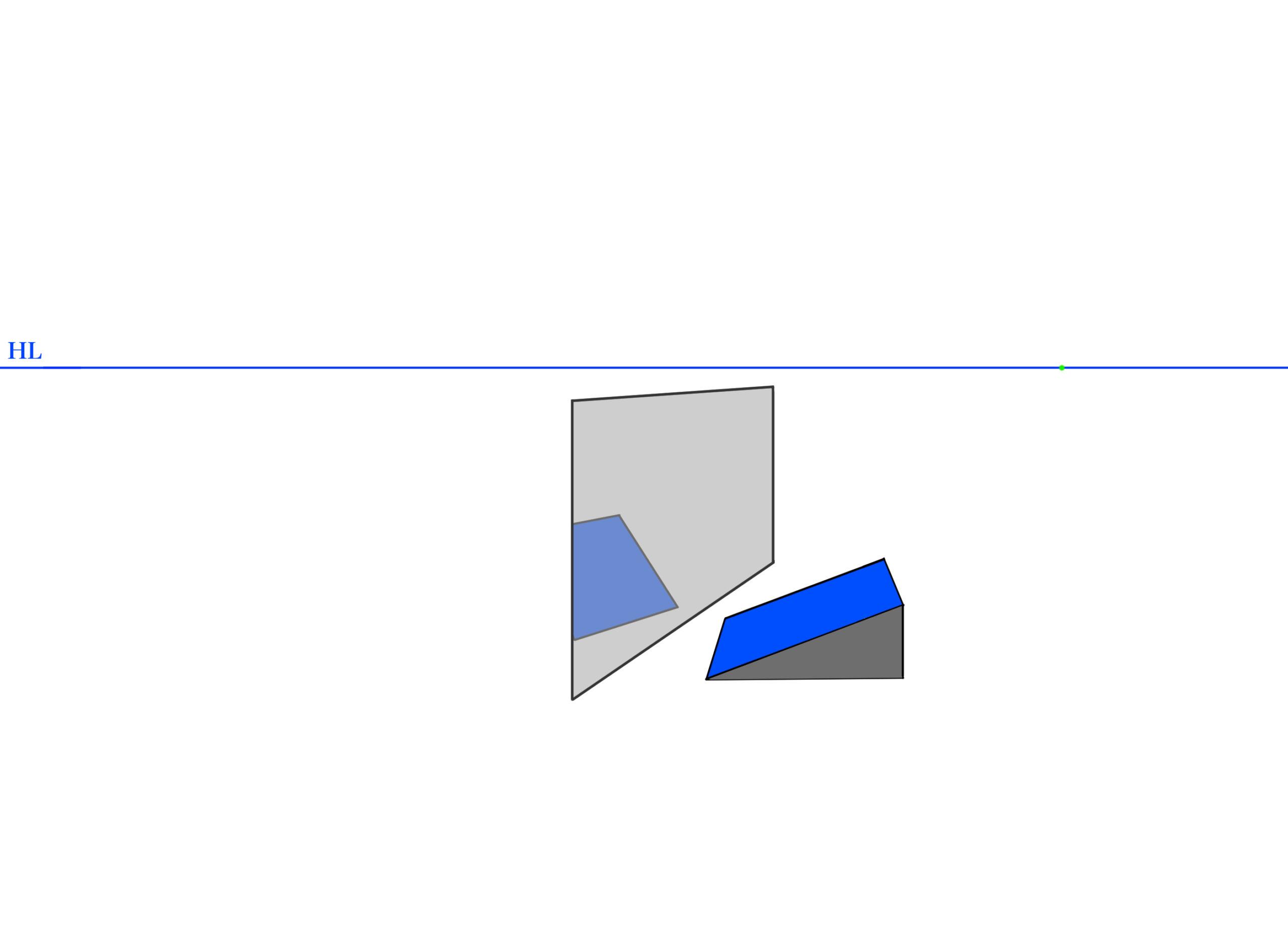 傾斜面の反射を描く⑦_2
