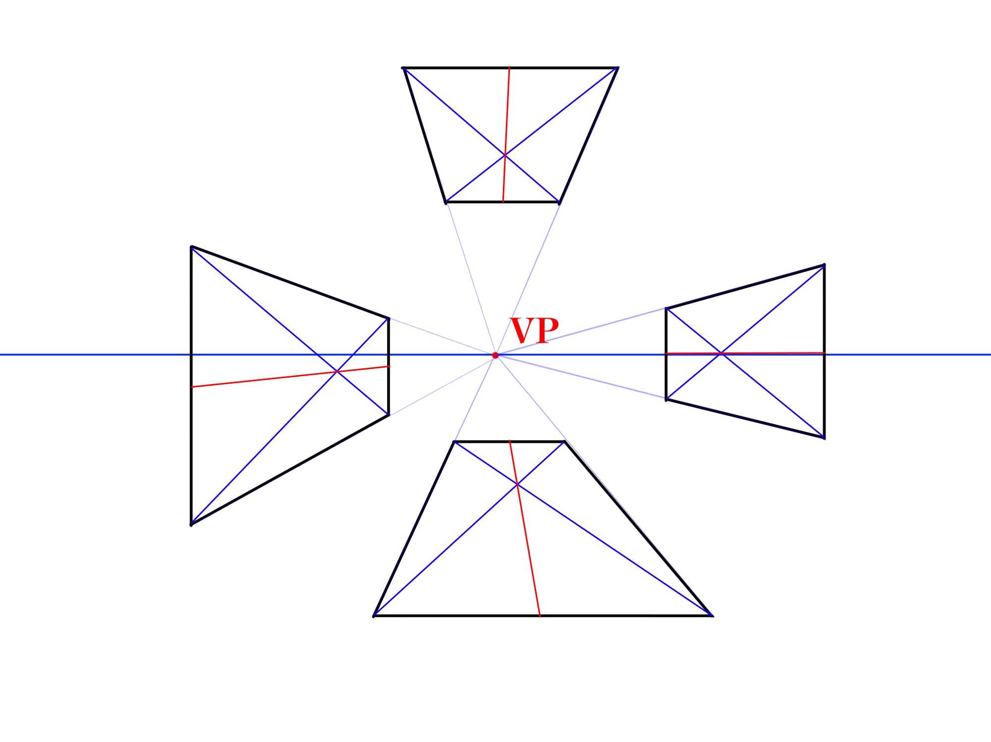 対角線で追加する①