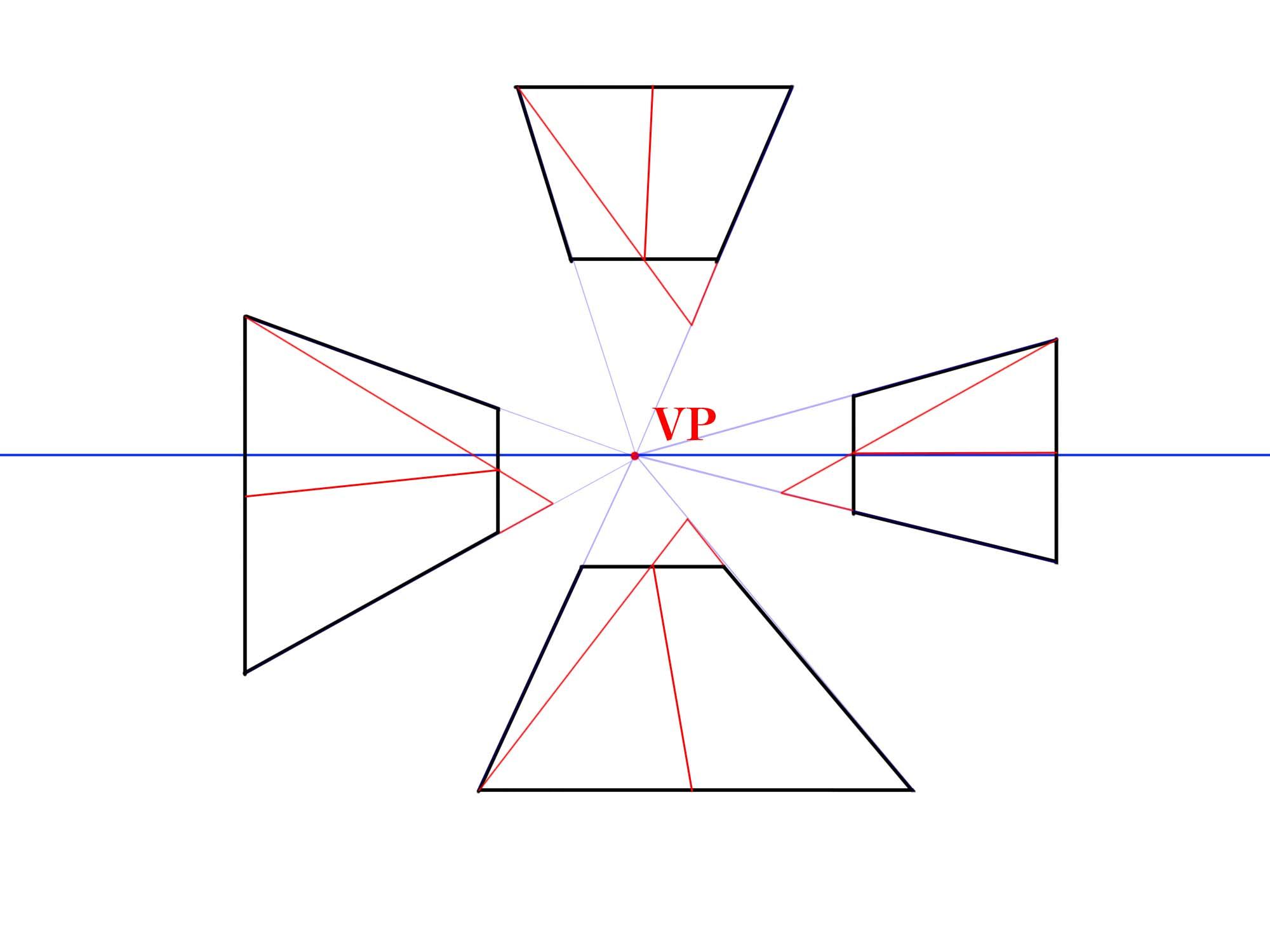 対角線で追加する②