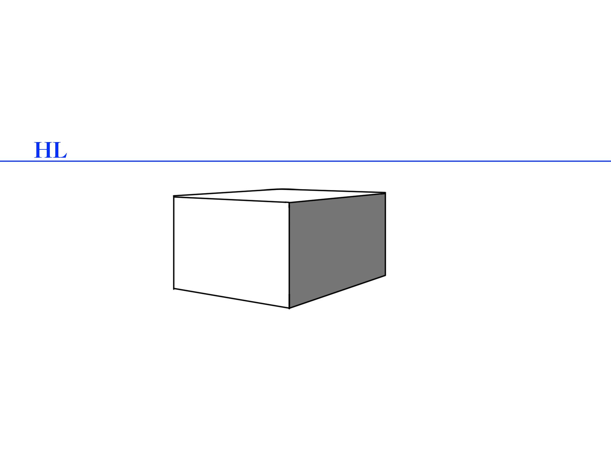 平行反射の仕組み