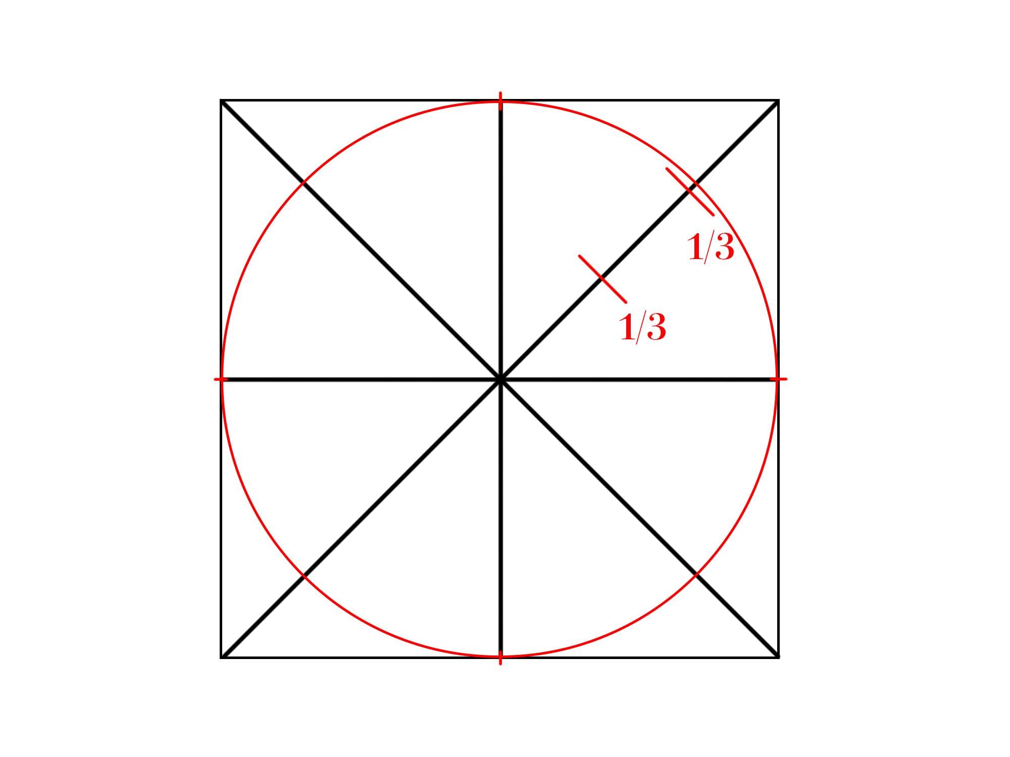 正方形に円を描く③_2