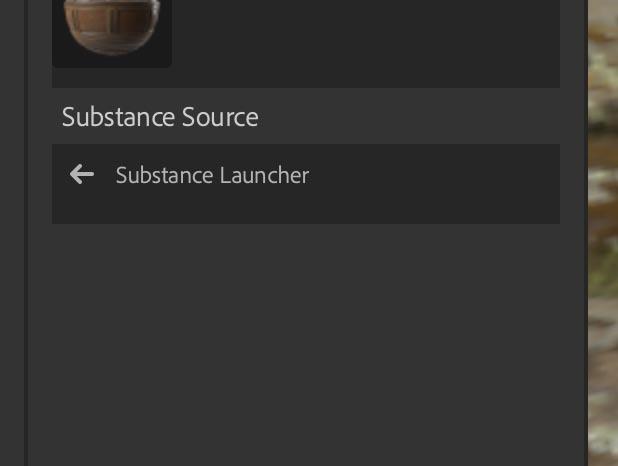 SubstanceLauncherからリンク